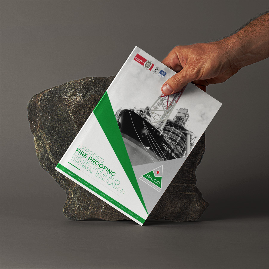 B.SIGN - Progettazione catalogo Bilco Antifire Engineering